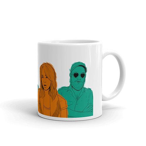 'Femi-Socialite' Mug