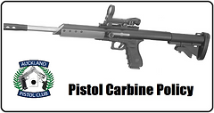 APC Pistol Carbine Policy