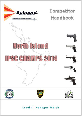 North Island IPSC Champs this weekend.