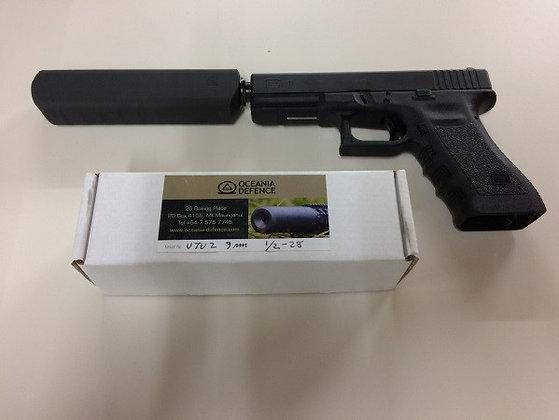 Gen 4 Glock 17A / Suppressor 9mm