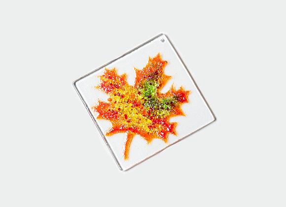 """3"""" Diameter Maple Leaf 6"""