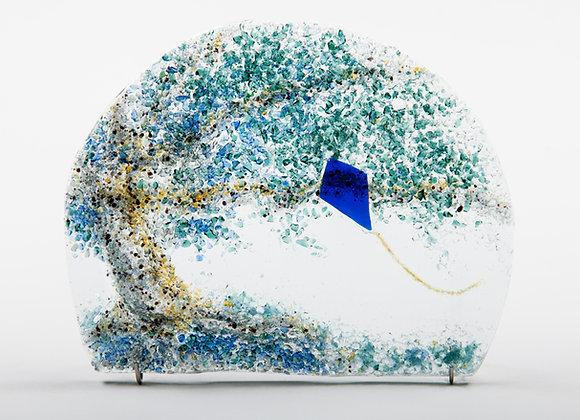 """7"""" Kite In Spring Tree of Life"""