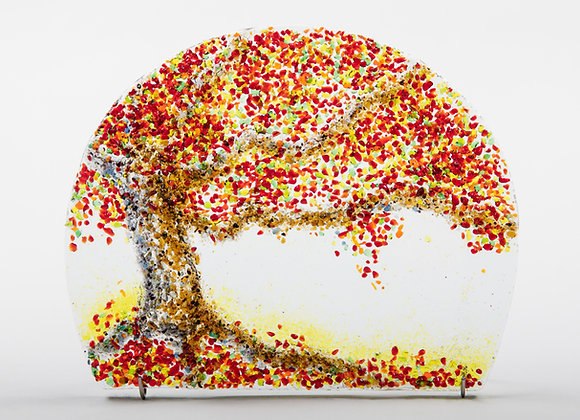 "7"" Diameter Fall Tree of Life"