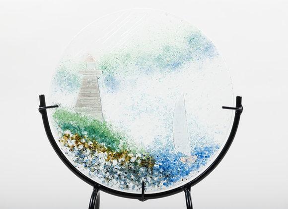 """Nor'easter Lighthouse 8,10,12"""" Diameter"""