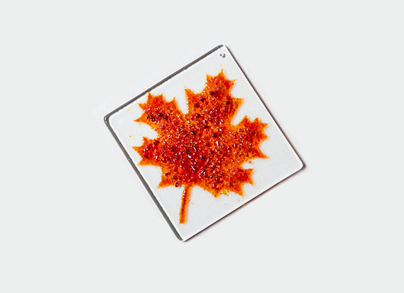 """3"""" Diameter Maple Leaf 3"""