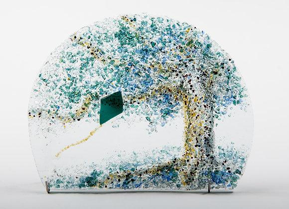"7"" Diameter Kite in a Tree"