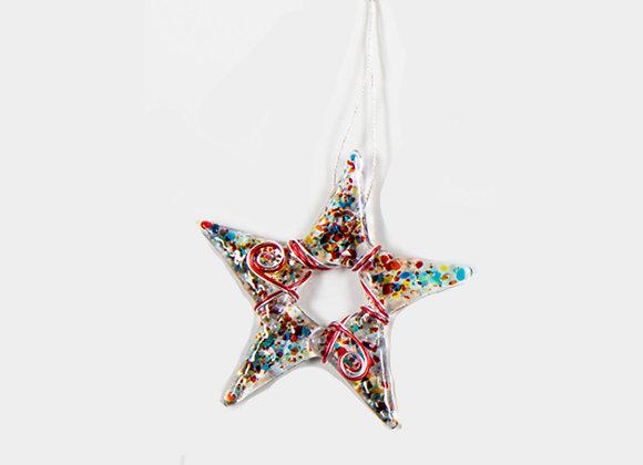 "3"" Diameter Christmas Star"