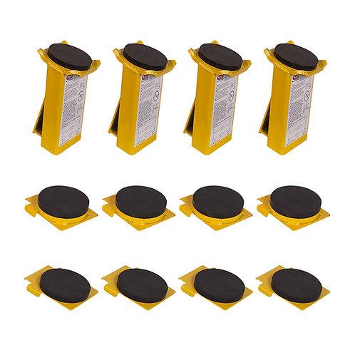 FJ6100BK – Adapter Kit – 0.5″ Pad Adapters