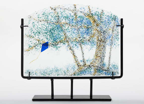 10x8 Diameter Kite In a Tree