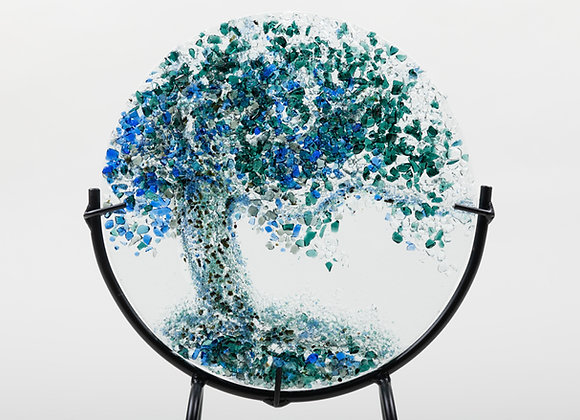 "8"" Diameter Spring Tree of Life - Round"