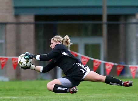 Kristen Funk (WSOC | Student-athlete)
