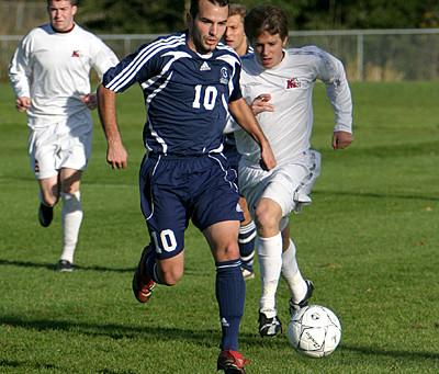Nick Perugini (MSOC | Student-athlete)