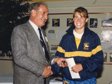Andrea Neil (WSOC | Student-athlete)