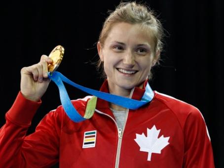 Genevieve Morrison (WRES | Student-athlete)