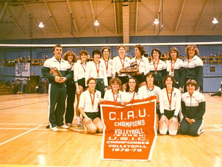 Huskiettes 1978-81 (WVB | Team)