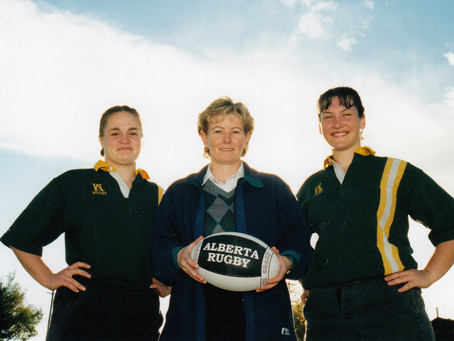 Helen Wright (RUGBY | Coach)