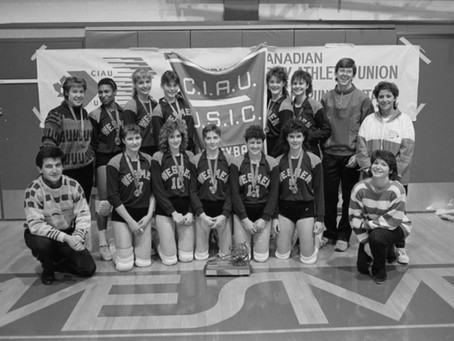 Winnipeg Wesmen 1982-88 (WVB | Team)