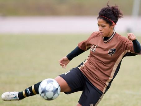 Desiree Scott (WSOC | Student-athlete)