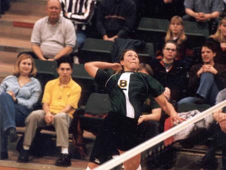 Jenny Benkie (WVB | Student-athlete)