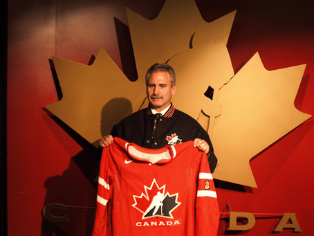 Willie Desjardins (MHKY | Student-athlete)