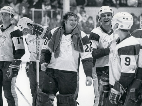 Saskatchewan Huskies 1980-83 (MHKY | Team)