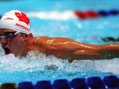 Curtis Myden (MSWIM | Student-athlete)