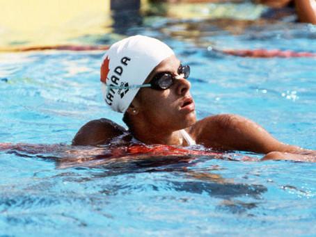 Pamela Rai (WSWIM | Student-athlete)