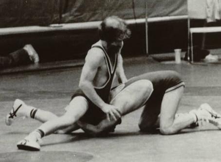 Ron Moncur (WRES | Student-athlete)