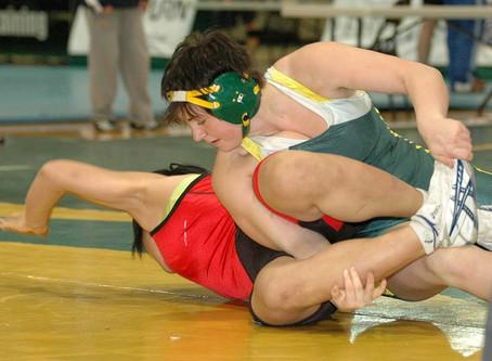 Ali Bernard (WRES | Student-athlete)