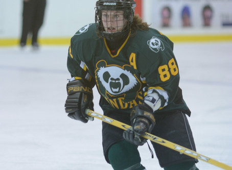 Danielle Bourgeois (WHKY | Student-athlete)