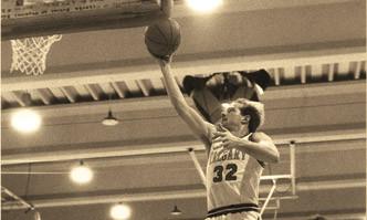 Karl Tilleman (MBB | Student-athlete)