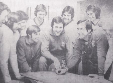 Winnipeg Wesmen 1970-74 (MVB | Team)