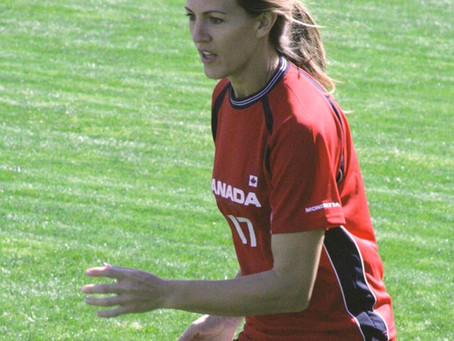 Kathy Truscott (WSOC | Student-athlete)
