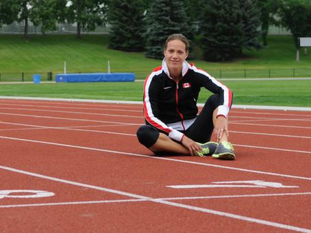 Jessica Zelinka (T&F | Student-athlete)