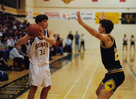 Greg DeVries (MBB | Student-athlete)