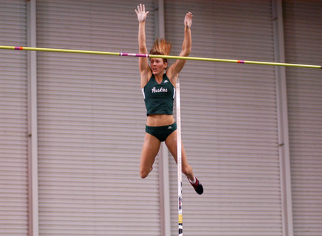 Kelsie Hendry (T&F | Student-athlete)