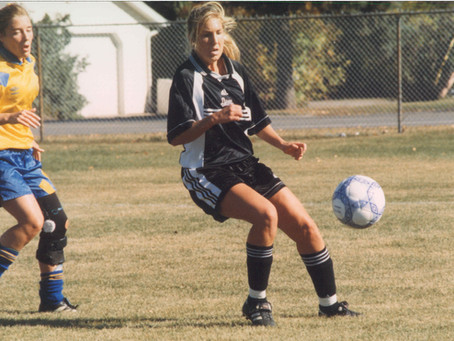 Stephanie Gawlinski (O'Neill) (WSOC | Student-athlete)