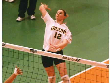 Tammy Mahon (WVB | Student-athlete)