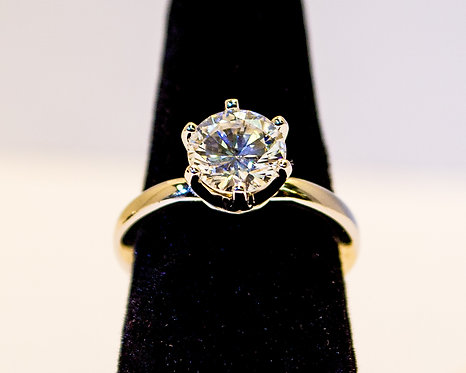 2 Carat 14k Diamond Ring