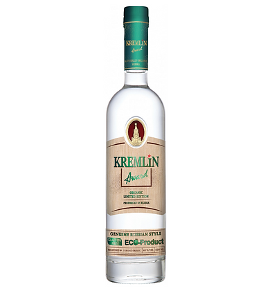 Kremlin Award Organic Vodka 700ml