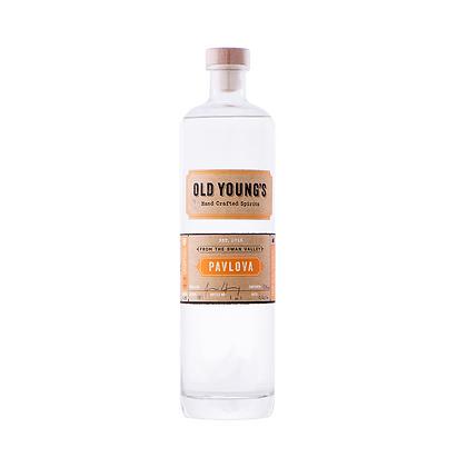 Old Young's Pavlova Vodka 700ml