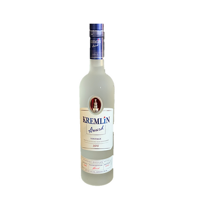 Kremlin Award Vintage Vodka 2019 700ml