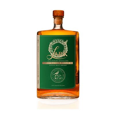 Lark Whisky Christmas Cask 2020 Release 500ml