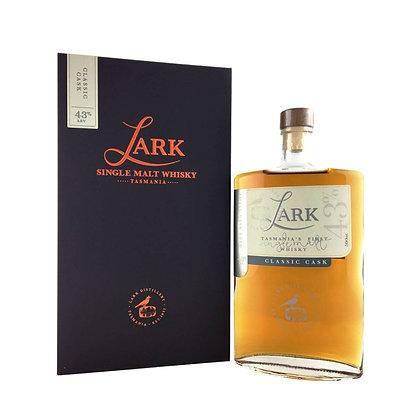 Lark Whisky Classic Cask 43% 500ml