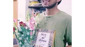Scoring 100 percent; Bulandshahar's Tushar Singh becomes Nation's Pride.