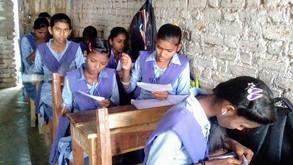 शाहू-फुले-आंबेडकर माध्यमिक निवासी आश्रम शाळा, लखनवाडा या विद्यार्थ्यांनी दहावीत १००% निकाल लावला