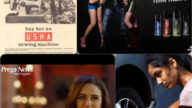 """""""Kya Aapke Advertisements Mein Sexism Hain?"""": A Take on Sexism in Indian Advertising"""