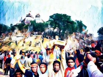 Bahujans and the Mandir-Masjid Bluff