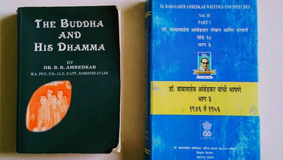 The cost of asserting Buddha and Dr Ambedkar on Social Media