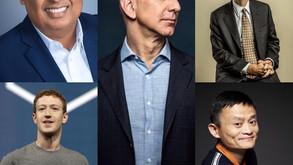 Exploiting the pandemic; Bezos, Zuckerberg, Ambani top to the list
